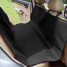 car rear back seat cover universal