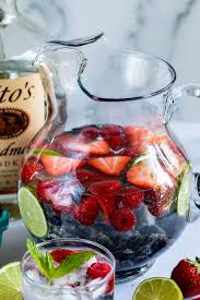 skinny vodka party punch crazy for crust