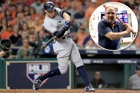 Meet the baseball fan who made Aaron Judge's hitting savage