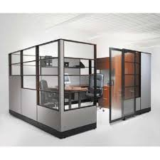 office glass aluminium partition