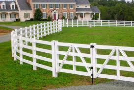 5 Reasons Why Vinyl Horse Fencing Is The Safest Type Of Fence