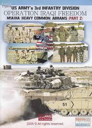 Ech35014 1 35 Echelon Us Army 3rd Infantry Division Oif M1a1 Ha Abrams Pt 2