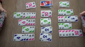 play skip bo with actual gameplay