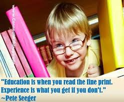 education funny education versus experience collection of
