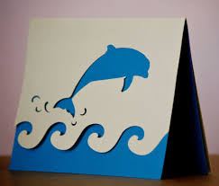 All Sizes Dolphin Card Flickr Photo Sharing Con Imagenes