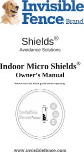Radio Systems 3002563 Micro Shields User Manual