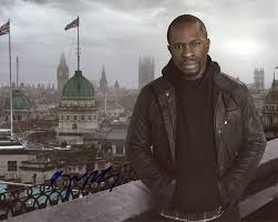 "Gbenga Akinnagbe""24: Live Another Day"" AUTOGRAPH Signed 8x10 Photo ..."