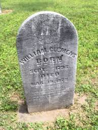 William Clemens (1798-1878) - Find A Grave Memorial