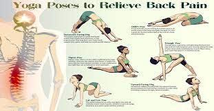 8 revitalising yoga poses to relieve