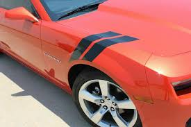 Fender Stripes Hash Mark Vinyl Decals Sticker Rally Sport Racing Plain Fits Hood Ebay Chevy Camaro Camaro Chevy