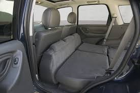 mazda tribute specs photos 2001