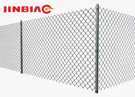 Pvc Iso Supplier 6ft Galvanized Cheap Coated Chain Link Woven Wire Mesh Fence