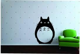 Wall Sticker Decal Vinyl Decor Miyazaki Totoro Japan Anime Cartoon For Sale Online