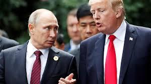 特朗普:信任普京否认俄罗斯干预美国总统大选表态