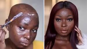 makeup transformation pilation
