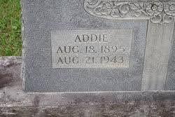 Addie Marshall Pelfrey (1895-1943) - Find A Grave Memorial