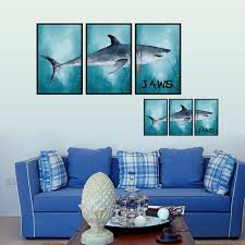 Wall Stickers Home Wall Decor Great White Shark For Kids Room Bedroom Decoration Diy Jaws Poster Mural Wallpaper Wall Decals Decorative Stickers Decorative Stickers For The Wall From Topboom 1 69 Dhgate Com