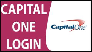 capital one bank login capital one