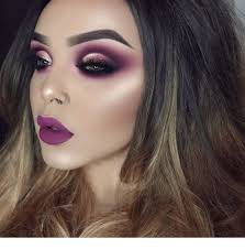 perfect purple makeup milas net