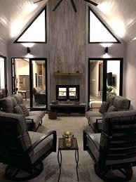indoor outdoor fireplace gas canada