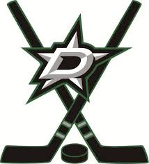Nhl Dallas Stars White Vinyl Sticker Decal Hockey Nhl