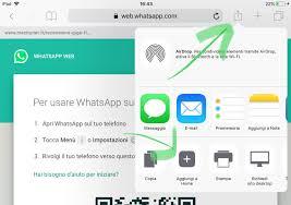 Whatsapp web per iPad: ecco come configurarlo sul vostro tablet ...