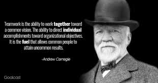 teamwork quotes that teach us the power of collaboration