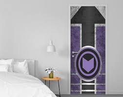 Hawkeye Wall Decal Etsy