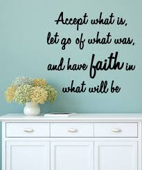 Accept What Is Wall Decal By Decordesigns Zulily Zulilyfinds Wall Decals Wall Decals