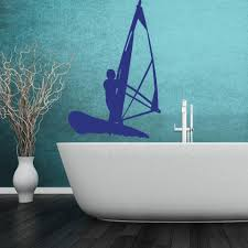 Sailboard Wall Decal Style And Apply