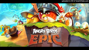Angry Birds Epic OST: Piggy Island Map (1st Version) - YouTube