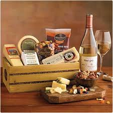 39 wine gift baskets they will love
