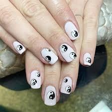 acrylic nails designs shapes