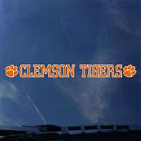 Clemson Tigers Shop Shop For Clemson Tigers Decals Stickers Magnets Bumper Sticker Auto Magnet Window Decals Stickers Sheets Magnet