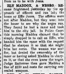Effie Jones Ely Maddox - Newspapers.com