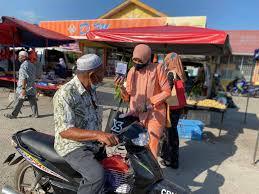 Pagi ini saya ke Pasar Pagi Mempaga... - Young Syefura Othman | Facebook