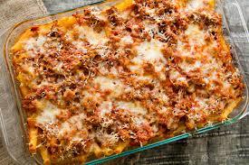 baked ziti recipe simplyrecipes
