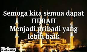 kata ucapan selamat muharam tahun baru islam hijriah