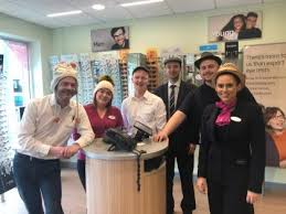 Hats on for brain tumour charity | News | Specsavers UK