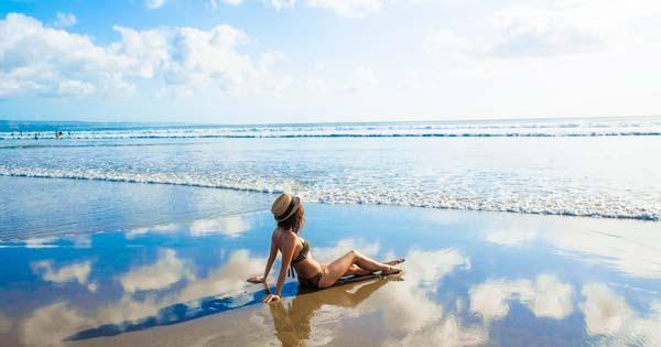 Menyambangi Bali di Hari Libur
