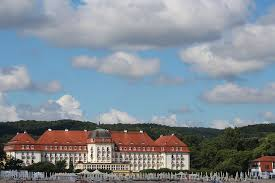 Sopot, one of the romantic destinations in Poland, Central Europe