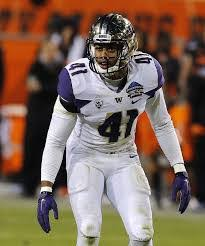 Washington LB Travis Feeney just met with the #Saints and is now headed to  visit with #Raiders