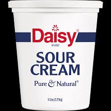 daisy sour cream 5 lb walmart