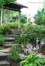 garden in buffalo s delaware park