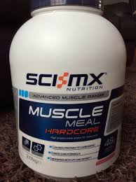 sci mx nutrition muscle meal m