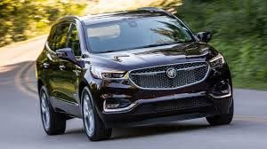 2020 buick enclave gets new