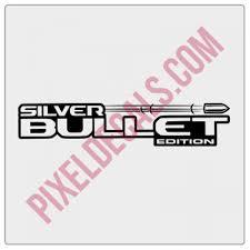 Jl Silver Bullet Edition Decals