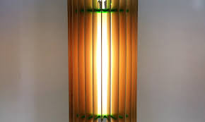 Sydney artist upcycles wooden blinds into beautiful pendant lamps | Wooden  blinds, Pendant lamp, Lamp