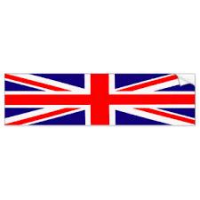 British Flag Bumper Stickers Decals Car Magnets Zazzle