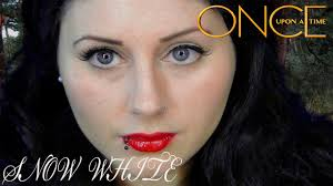 snow white makeup tutorial once upon a